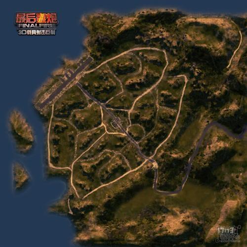战斗全球化 《最后一炮》10.12六大新地图详解