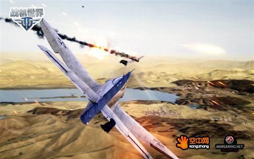 《战机世界》高玩教你打飞机如何射的准_网络游戏新闻
