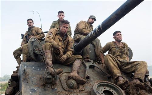 《坦克世界》与电影《狂怒》开展跨界合作