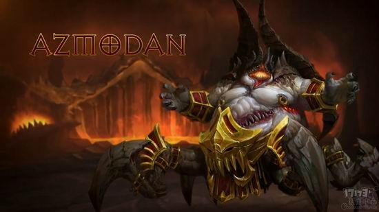 风暴英雄 阿兹莫丹宣传视频 地狱领主霸道来袭