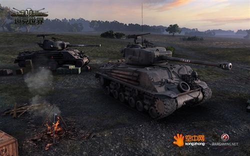 《坦克世界》携《狂怒》 推出限量钢铁战车