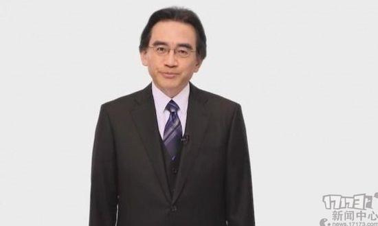 任天堂,岩田聪最新图片