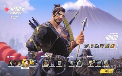 暴雪新作《守望先锋》英雄角色截图介绍公开