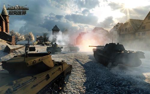 新资料片今日公测 《坦克世界》电影版将上映
