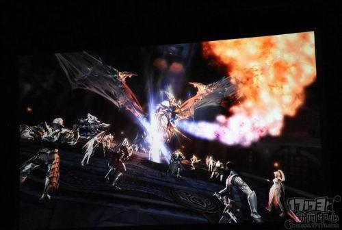 nc发布会:天堂永恒及剑灵