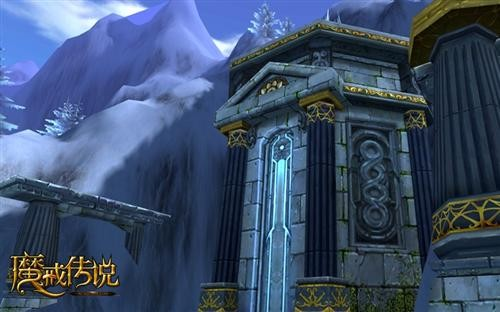 宫殿柱子花纹图片