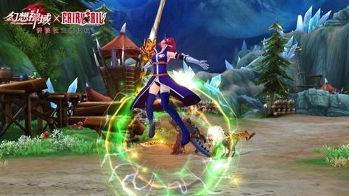 幻想神域 预创建今开启 揭露新职业圣剑