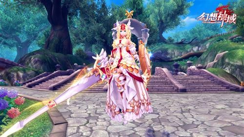 幻想神域 妖精的尾巴 今公测