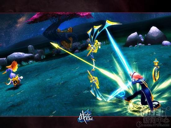 雷电牢笼,神圣法阵,召唤上古雷龙等超高攻击的魔法技能将使得法团在
