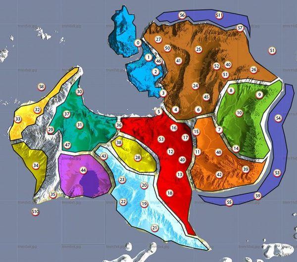 《巫师3》海岛地图泄露 或有海洋探索玩法