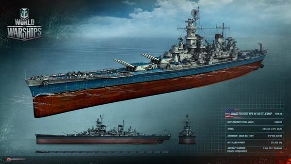 战舰世界资讯 本子的10级巡洋舰北上