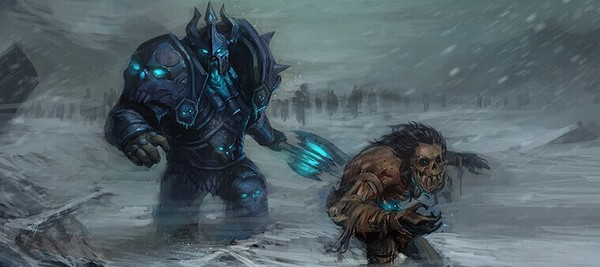 德拉诺之王6.0前夕版本死亡骑士简要攻略