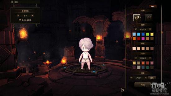 地城之光游戏截图