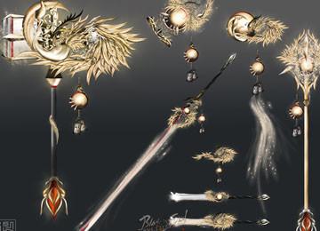 外服資訊室 韓玩家設計武器前十作品