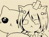 劍靈同人小漫畫:安心信賴的二打一