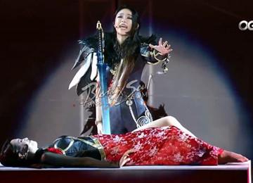 劍靈2015世錦賽落幕 蟹醬咒術終奪冠