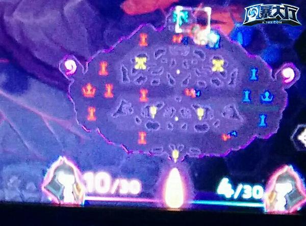 《风暴英雄》新地图炼狱圣坛地图机制解析