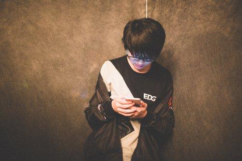 网恋是EDG的传统项目