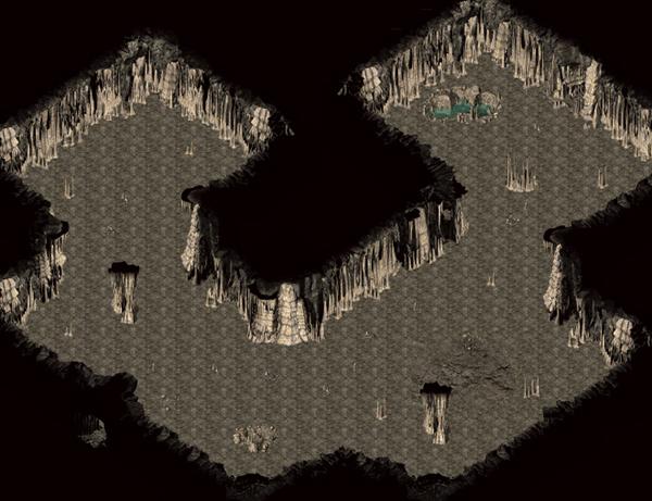 热血传奇手游玛法旅行家―探秘尸魔洞