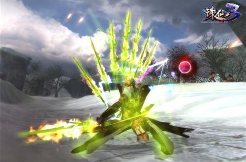 诛仙3最新图片