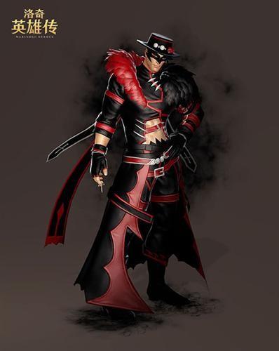 《洛奇英雄传》复活的嗜血君主 今日浴血来战