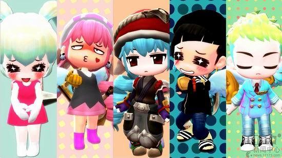 各种萌萌哒时装 冒险岛2游戏服装展示