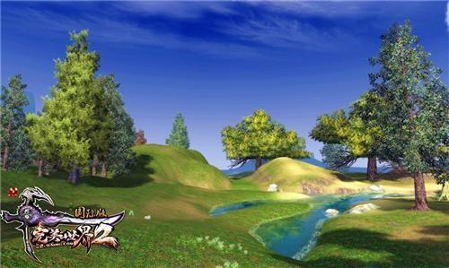 《完美国际2》无缝大地图 赏景升级两不误