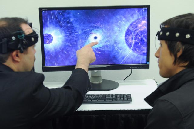 虚拟现实,脑电波,游戏最新图片