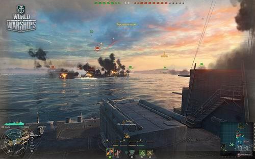 战舰世界:操作类似坦克世界 考虑加入中国