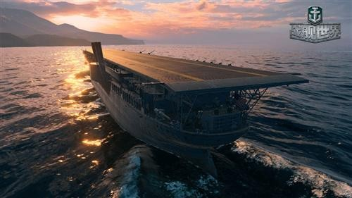 航空母舰是《战舰世界》最复杂的武器