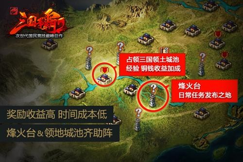 20开放内测 《三国争霸2》世界级cg发布