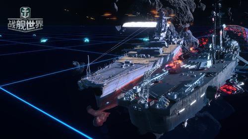 《战舰世界》冲向宇宙!星际战场模式首曝