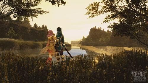 《星之海洋5》官方预告片及首批PS4截图公布