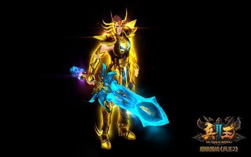 男版巨蟹座黄金圣衣展示图片