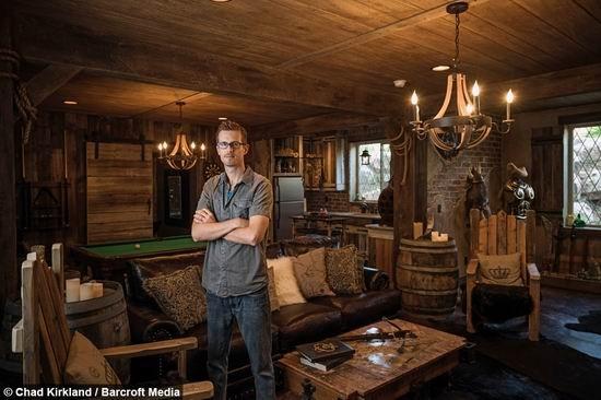 11米宽带地下室房子图片