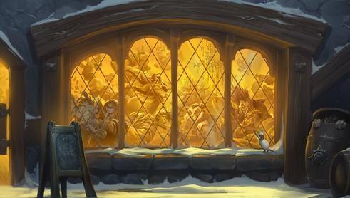 你认识几张炉石传说的死亡骑士牌