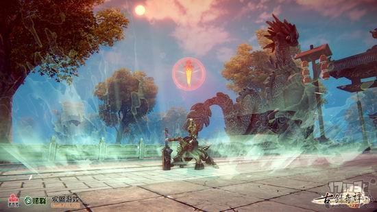 古剑奇谭OL,二测最新图片