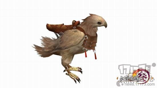 动物飞行故事图片
