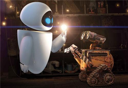 """人工智能机器人""""查派""""是世界上第一个自我觉醒的机器人,他有着超乎"""