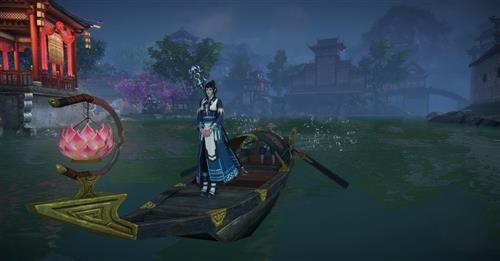 二测盛况 玩家记录《古剑奇谭ol》游戏生涯