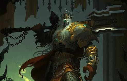 风暴英雄,骷髅王最新图片