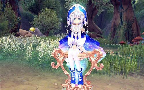 当然,最令人期待和兴奋的是,《幻想神域》中最卡哇伊的魔法少女源神