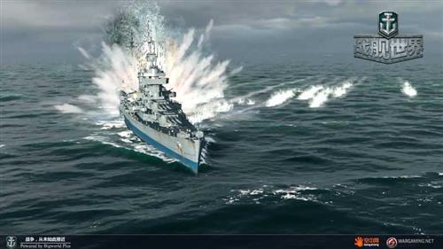 冲破火线《战舰世界》鱼雷最强使用攻略