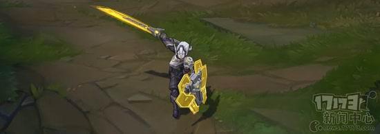 剑圣合金装备癹n��f�x�_lol合金装备皮肤美服价格公布  这可能是由于剑圣开启大招后,身上的