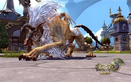 高冷王道 《龙之谷》狮蝎坐骑新版本登场