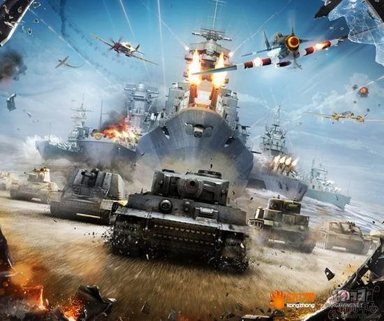 和《战机世界》已在国服正式运营