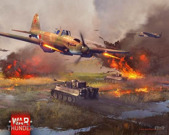 把战争留在游戏里 经典二战题材游戏盘点