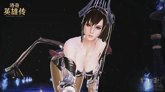 性感之下载戏视频玩家夜游说起《洛奇英雄传》里的美女boss,大家主内衣性感妃播真人瑟迅雷走秀图片