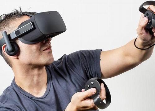 Oculus虚拟控制器细节曝光:可实现游戏控制