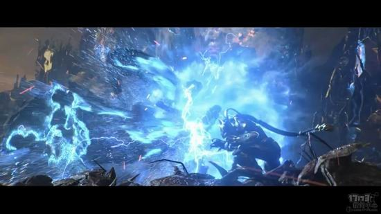 星际争霸2:虚空之遗开场cg曝光